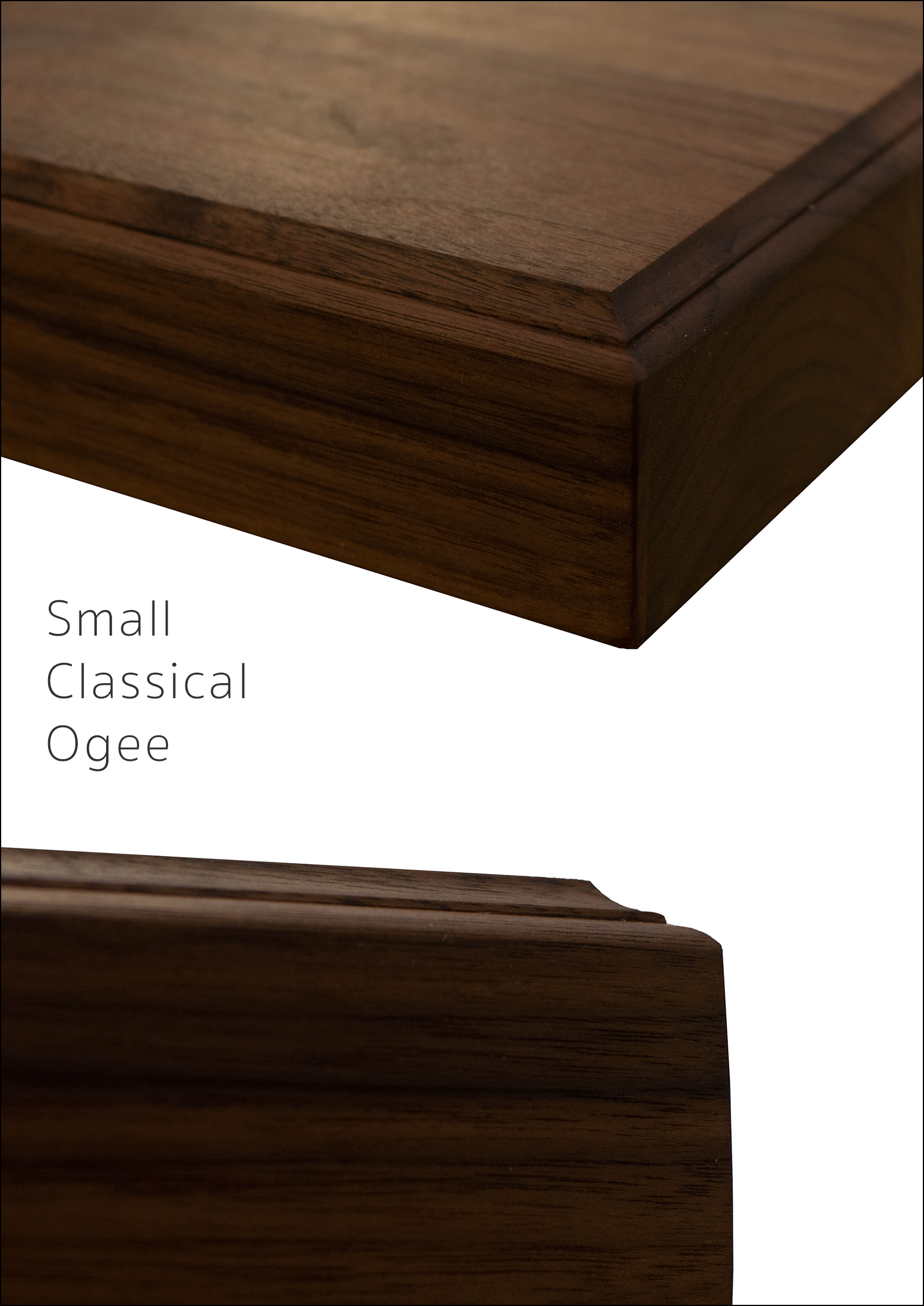 Small Classical Ogee
