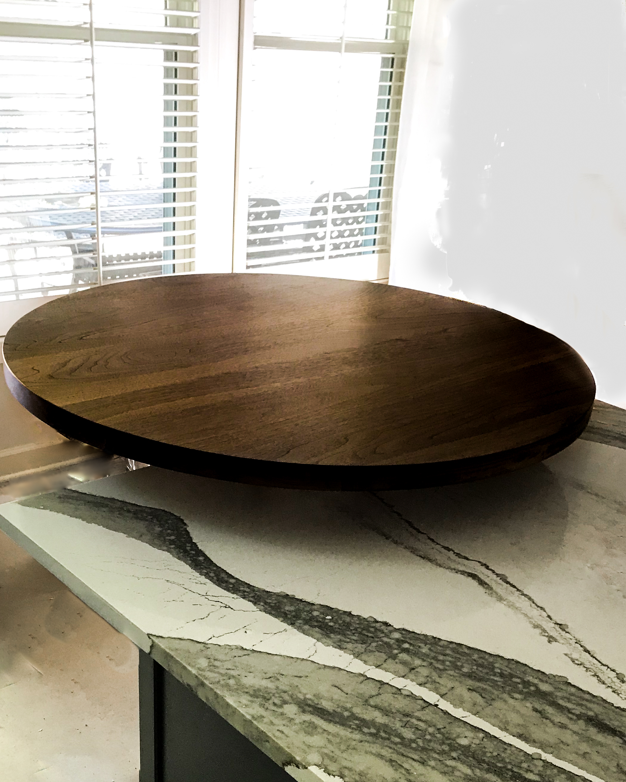 Walnut Circular Addition