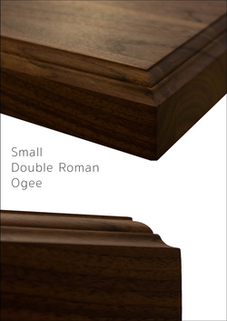 Small Double Roman Ogee
