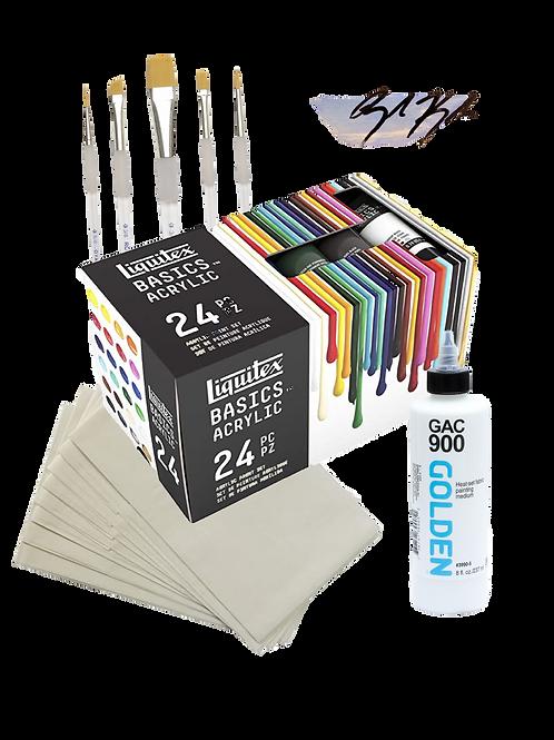 Clothing Paint Kit (Pro)