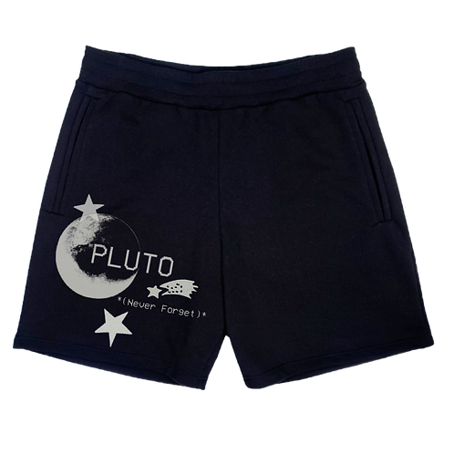 Never Forget Pluto Shorts