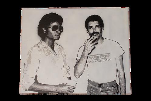 Mike & Freddie