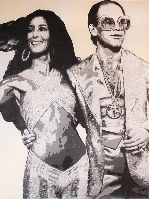 Cher & Elton John