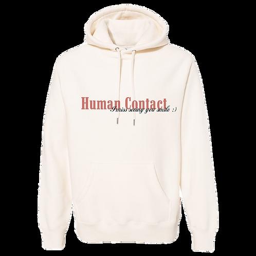 Human Contact Hoodie