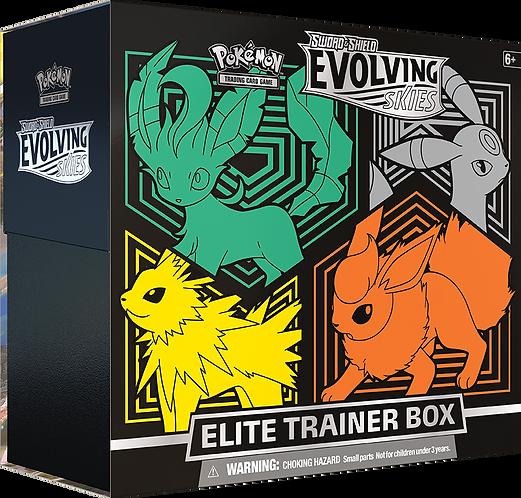 Pokémon Sword & Shield 7 : Evolving Skies Elite Trainer Box