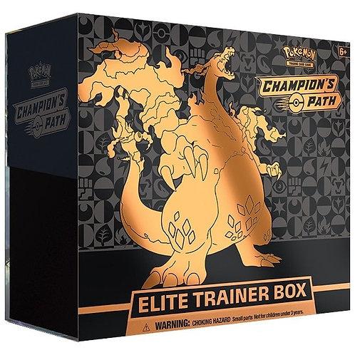 Pokemon Sword & Shield: Champions Path Elite Trainer Box