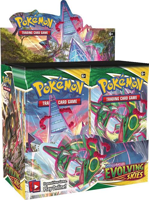 Pokémon Sword & Shield 7 : Evolving Skies Booster Box