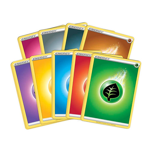 Pokémon Sword and Shield - Energy Pack