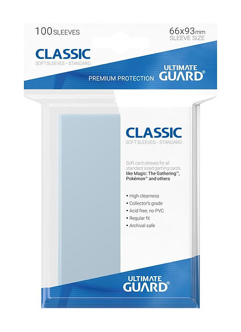 Ultimate Guard Soft Sleeves