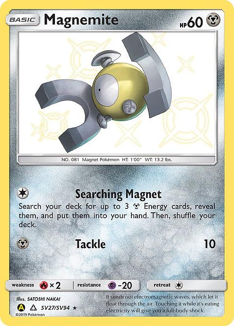 Magnemite (SV27/94) - Hidden Fates