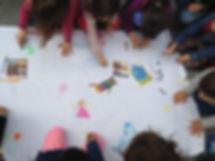 Talleres infantiles creativos barcelona