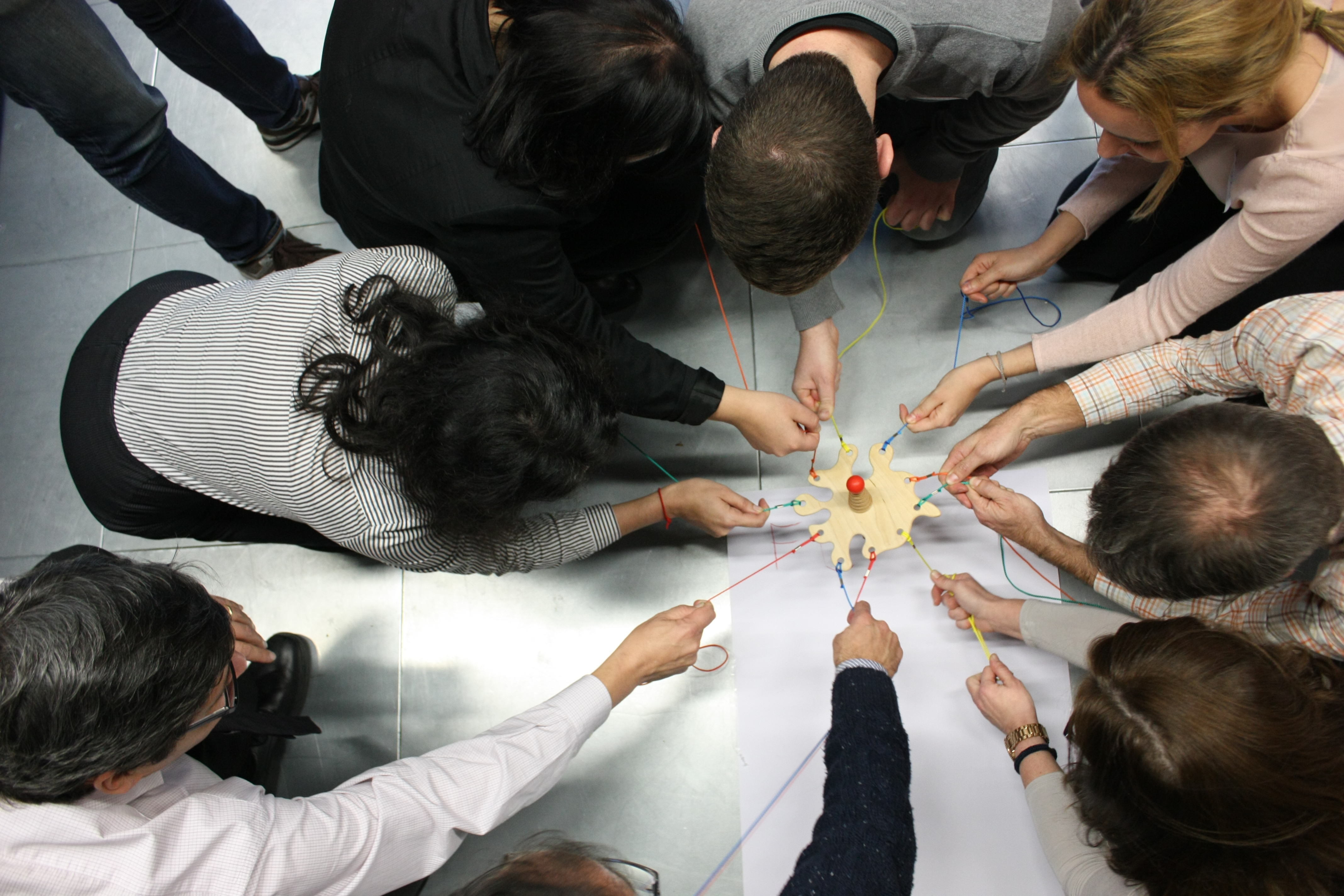 CoMeet BCN teambuilding barcelona
