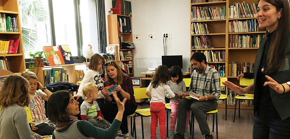 talleres escuelas barcelona