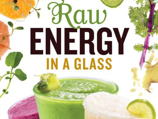 Mango Silkshake - Raw Energy In A Glass!
