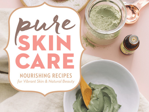 Get Your Glow On: Stephanie's Original All-Purpose Scrub Recipe
