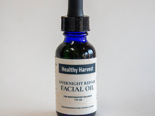 Overnight Repair Facial Oil and Anti-Aging Facial Oil
