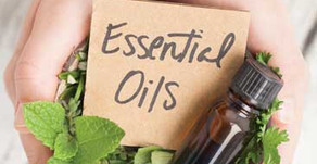 Essential Oils: First Aid at Home