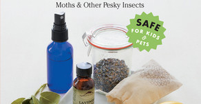 These Natural Sprays, Oils and Plants *Actually* Help Repel Mosquitoes - Eating Well Article