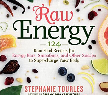 "Healthy & Raw: Vegan ""Shortbread"" Cookies"