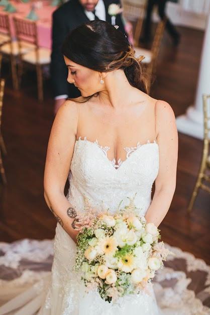 Perona Farms Rustic Wedding