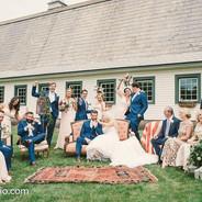 Perona Farms Small Texas Wedding The Barn