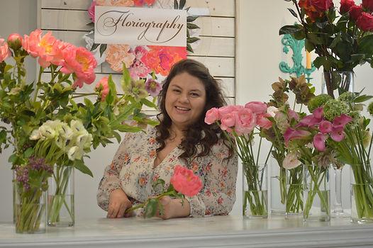 Angela Hoffman Floriography Designs