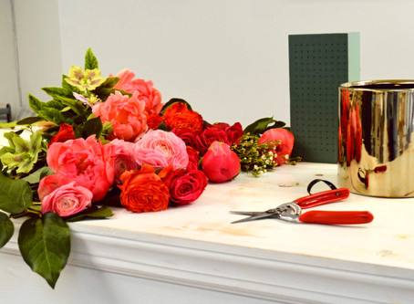 New The Joy of Creating Flowers!