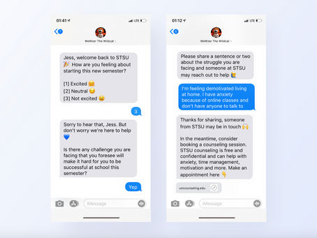 How AI chatbots identify at-risk students earlier