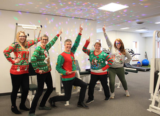 Which CRPT Employee Wears the Best (Ugliest) Holiday Sweater?
