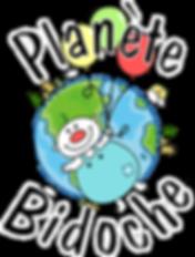 Logo planète bidoche