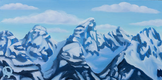 Tetons-in-Blue-6x12-WEB - Natalie Connel