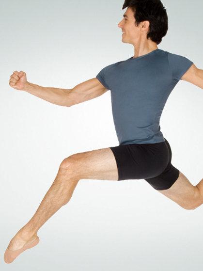 Body Wrappers Men's Dance Short M192