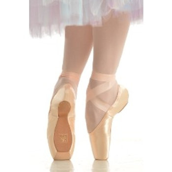 Gaynor Minden Pointe Shoe Pianissimo Shank (Purple)