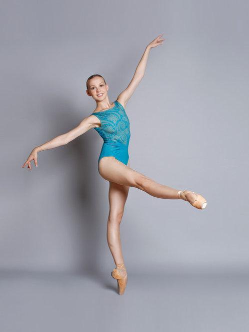 Ballet Rosa Salome Leotard