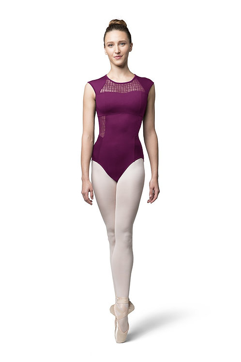 Bloch Layla Zip Back Cap Sleeve L9812