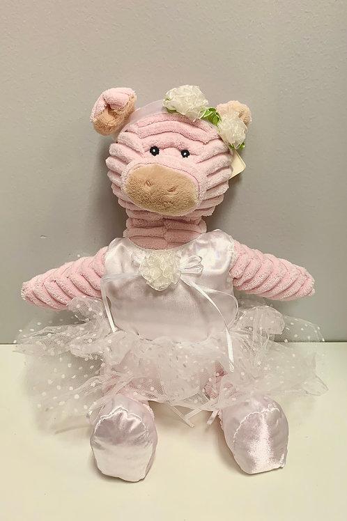 "Ballerina Piggy 12"" Kordy"