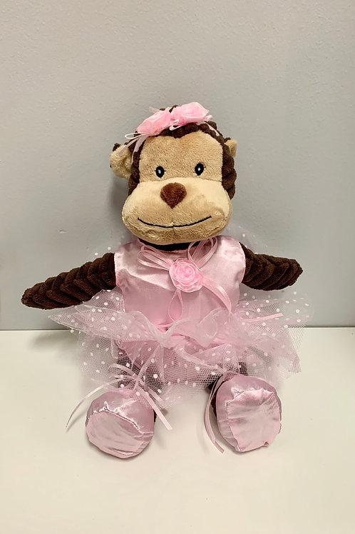 """Ballerina Monkey 12"""" Kordy"""