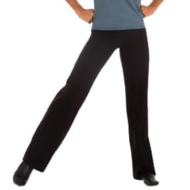Body Wrappers Mens Wideleg Jazz Pant