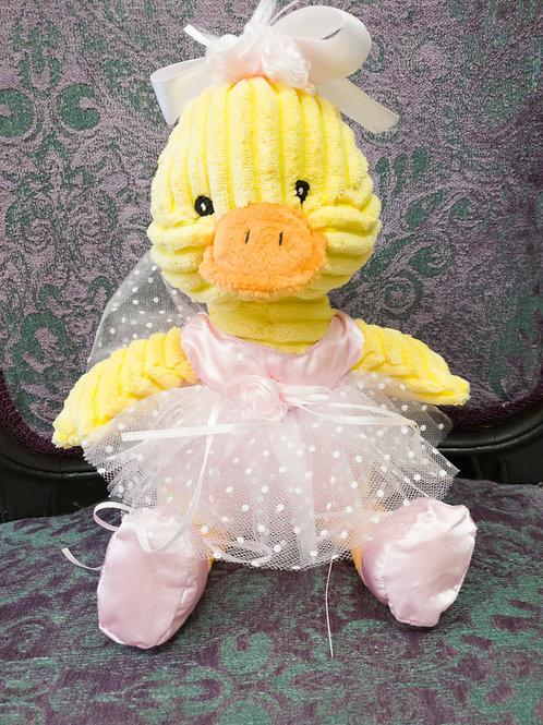 """Ballerina Ducky 12"""" Kordy"""