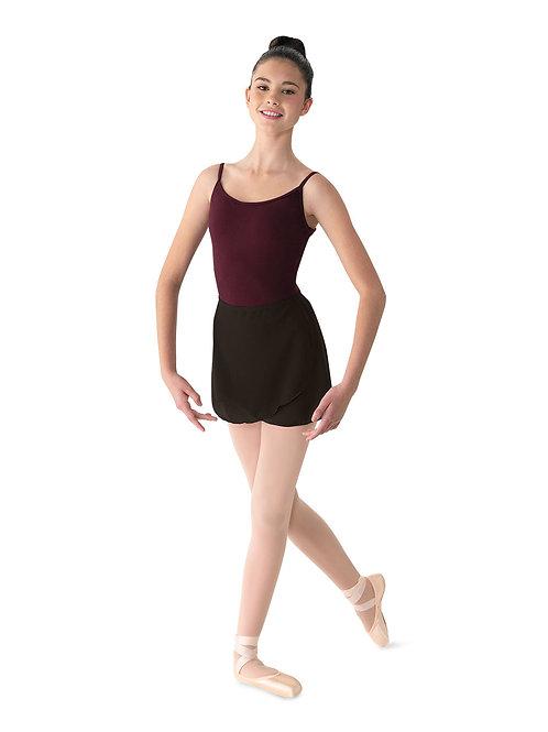 MS12 Mirella Georgette Wrap Skirt
