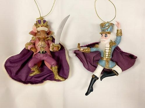 Nutcracker Suite Ornaments