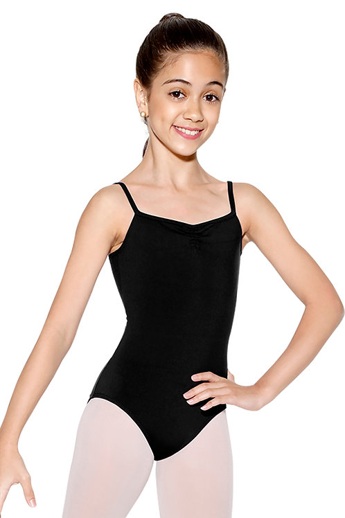 So Dança Steffi Pinch Front Camisole Leotard SL05