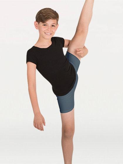 Body Wrappers Boy's Dance Short B192