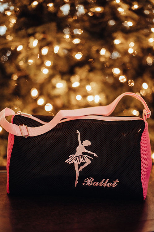 "ADS Mesh Dance Bag ""Ballet"""