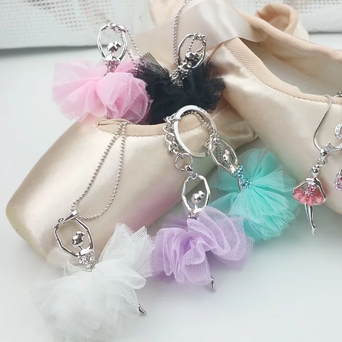 ADS Tutu Necklace