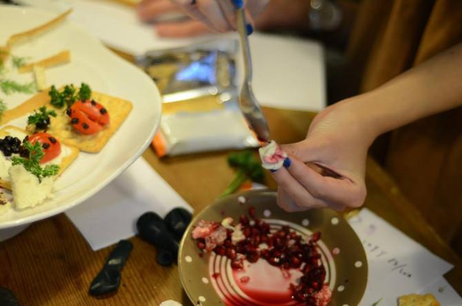 FOOD + Design 食物設計與顏色