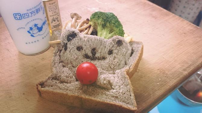 晨型人murmur 創作 x Design With Food