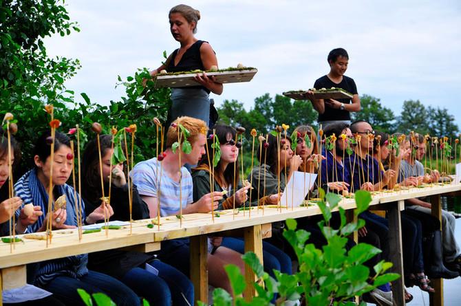 食物設計六大領域-Food Space Design