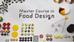 想學食物設計嗎? 快來瞧瞧國外有哪些食物設計課程吧