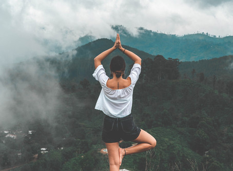 What do yoga and sustainability have in common?